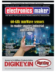 Electronics Maker – March 2021