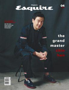 Esquire Singapore – April 2021