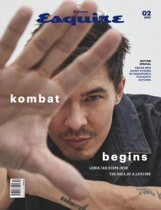 Esquire Singapore – February 2021