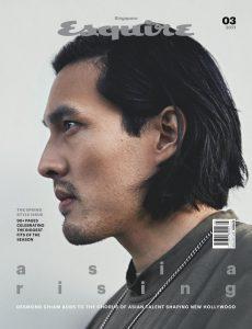 Esquire Singapore – March 2021