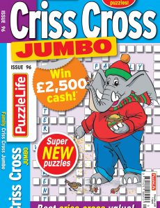 Family Criss Cross Jumbo – March 2021