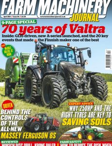 Farm Machinery Journal – Issue 84 – April 2021