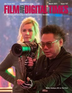 Film and Digital Times – Issue 107 – March 2021