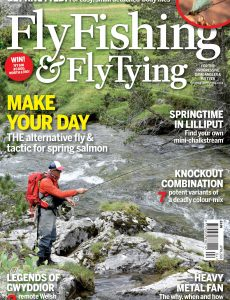 Fly Fishing & Fly Tying – April 2021