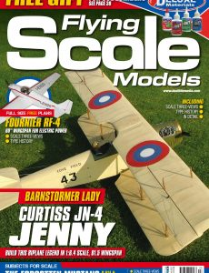 Flying Scale Models – Issue 256 – March 2021