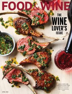 Food & Wine USA – April 2021