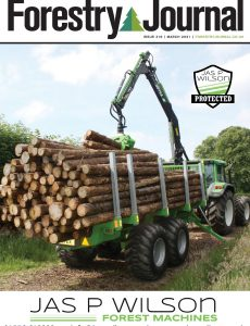 Forestry Journal – March 2021