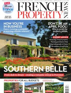French Property News – April 2021