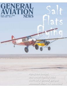 General Aviation News – March 4, 2021