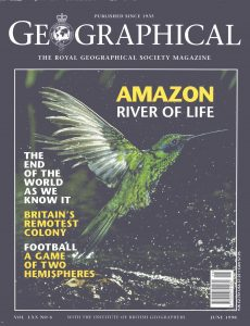Geographical – June 1998