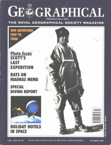 Geographical – October 1997
