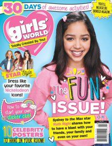 Girls' World – May 2021