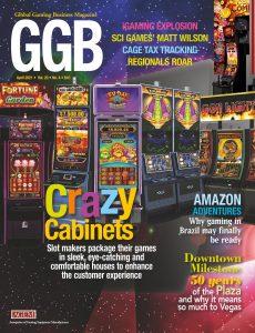 Global Gaming Business – April 2021