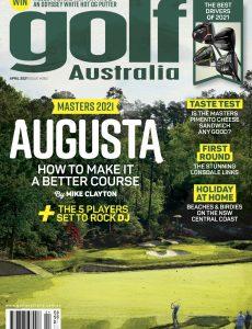 Golf Australia – April 2021