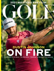 Golf Magazine USA – April 2021