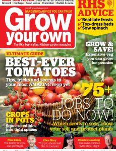 Grow Your Own – April 2021