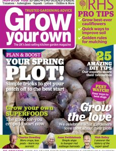 Grow Your Own – February 2021