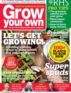 Grow Your Own – March 2021