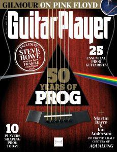 Guitar Player – April 2021