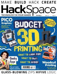 HackSpace – April 2021