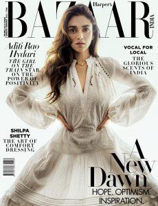 Harper's Bazaar India – January 2021