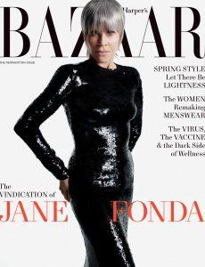 Harper's Bazaar USA – April 2021