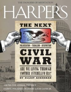 Harper's Magazine – April 2021