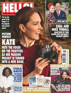 Hello! Magazine UK – 05 April 2021