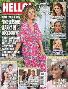 Hello! Magazine UK – 08 March 2021