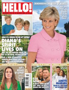 Hello! Magazine UK – 29 March 2021