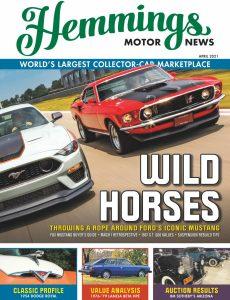 Hemmings Motor News – April 2021