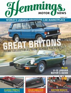 Hemmings Motor News – March 2021