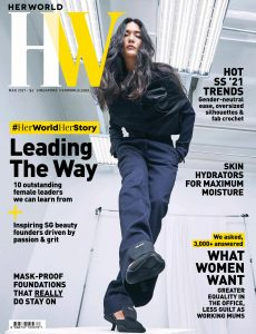 Her World Singapore – March 2021