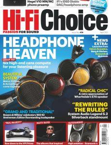 Hi-Fi Choice – Issue 474 – April 2021