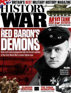 History of War – April 2021