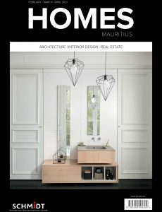 Homes Mauritius – February-March-April 2021