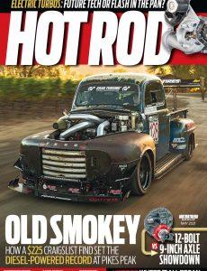Hot Rod – May 2021