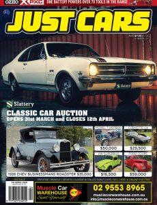 Just Cars – April 2021
