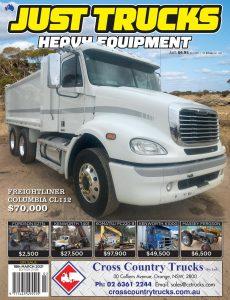 Just Trucks – 18 March 2021