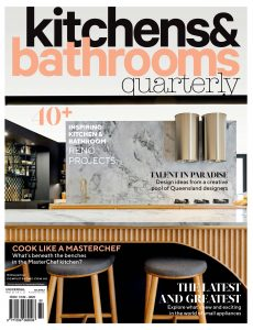 Kitchens & Bathrooms Quarterly – March 2021