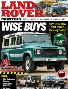 Land Rover Monthly – May 2021