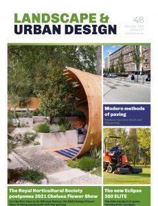 Landscape & Urban Design – March-April 2021