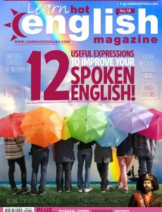 Learn Hot English – Issue 222 – November 2020