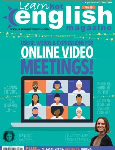 Learn Hot English – Issue 223 – December 2020