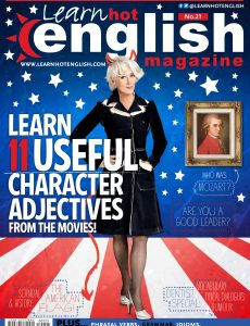 Learn Hot English – Issue 225 – February 2021