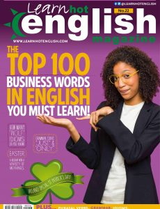 Learn Hot English – Issue 226 – March 2021