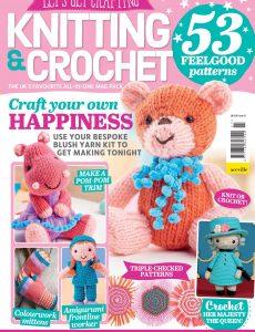 Let's Get Crafting Knitting & Crochet – Issue 127 – December 2021