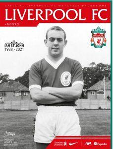 Liverpool FC Programmes – Liverpool FC vs Chelsea 2021 – 4 March 2021