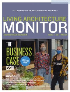 Living Architecture Monitor – Winter 2020