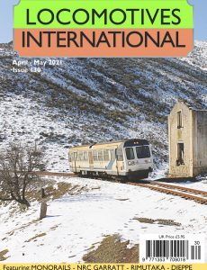 Locomotives International – Issue 130 – April-May 2021